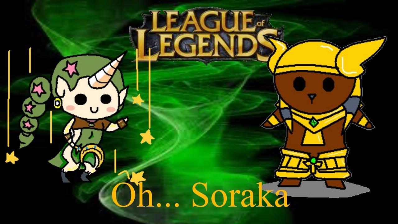 3edc792542d0 Trolol role reversal except soraka league of legends let play jpg 1600x900  Reverse soraka