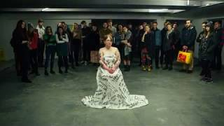 'Insecurity' - A live interactive performance by Laura Greenway