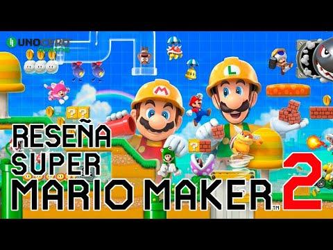 Super Mario Maker 2 - Reseña