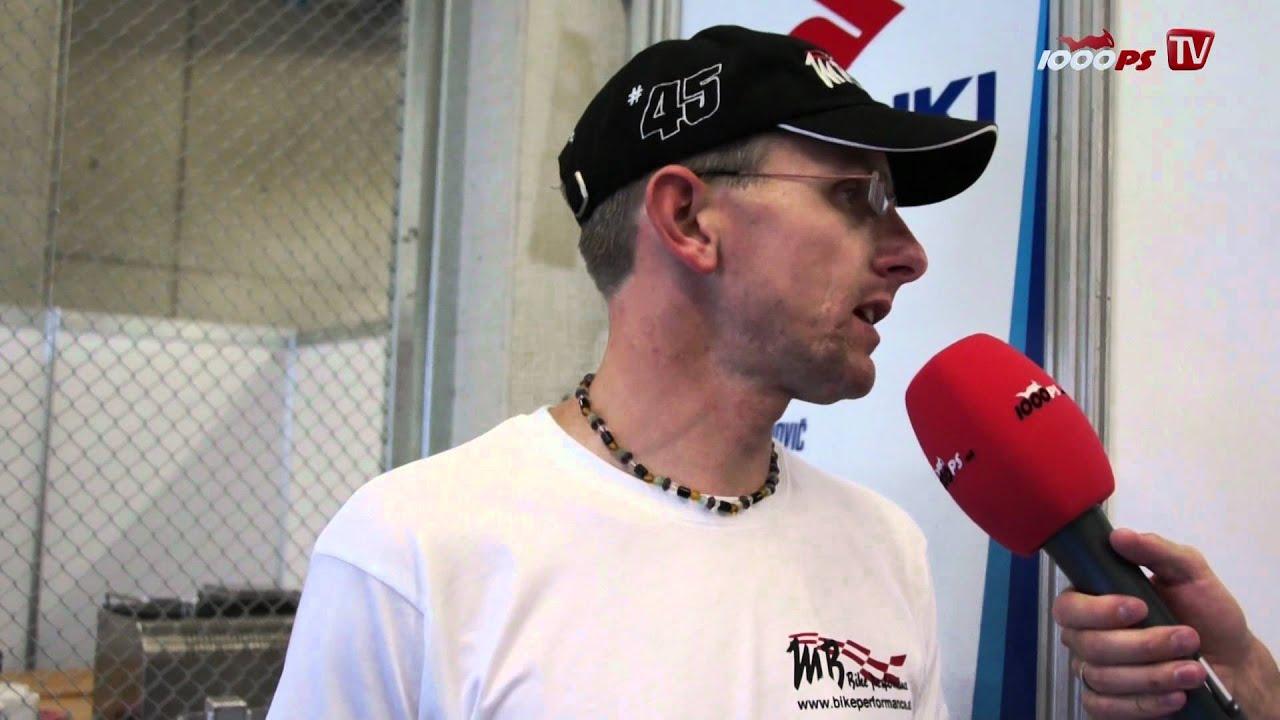Martin Bauer Interview-IDM 2012 Spielberg