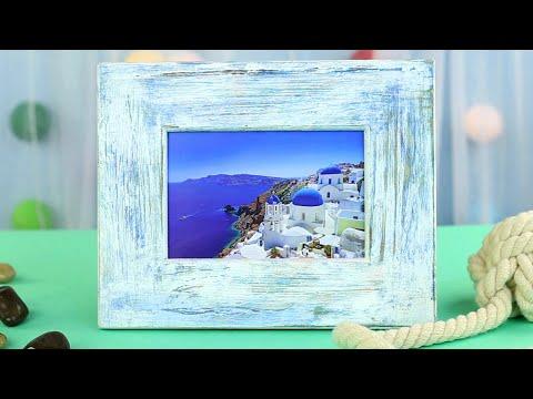 Вставить фото в рамку в фотошопе онлайн