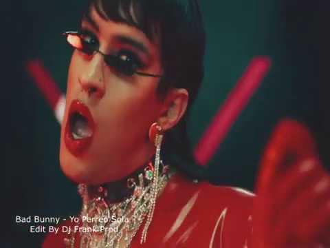 Bad Bunny   Yo Perreo Sola Extended Edit By Dj Frank Prod