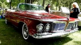 '62 IMPERIAL CROWN CONVERTIBLE - RARE & GROGEOUS