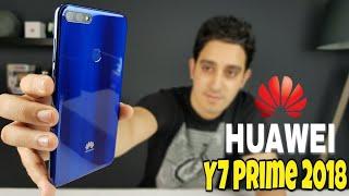 هاتف جديد يستحق أكثر من ثمنه | HUAWEI Y7 Prime 2018 Full Review + BIG GIVEAWAY Terminé