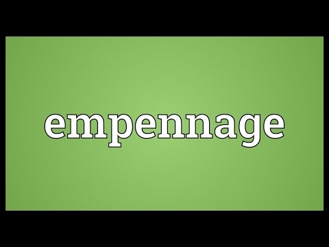 Empennage Meaning