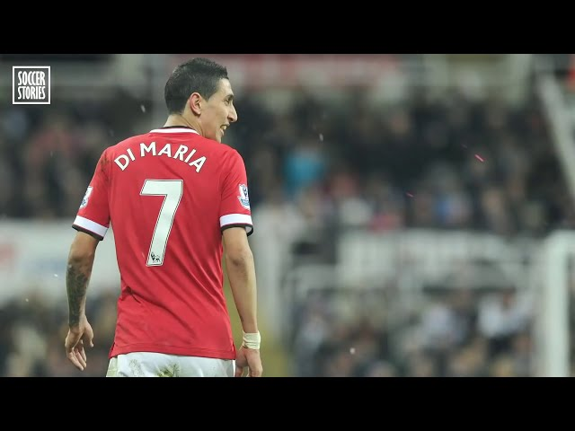 Why the hell is the  N°7 cursed at Manchester United? | Oh My Goal