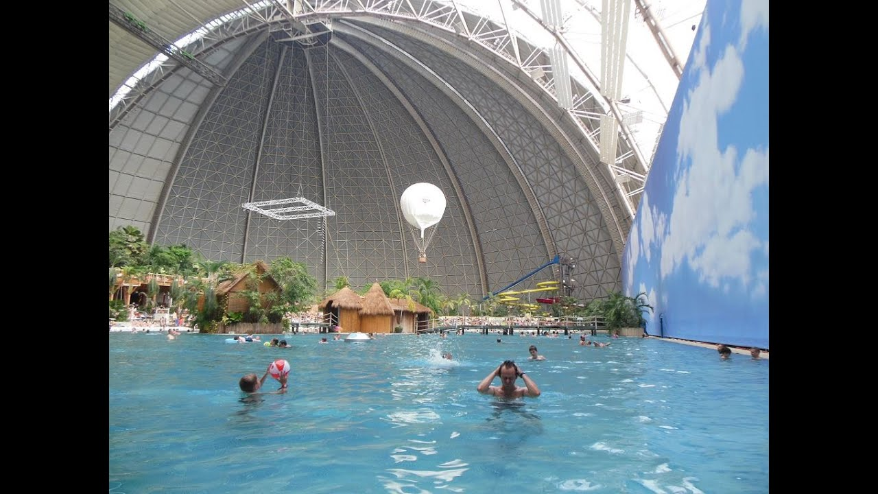Tropical Island Berlin Extreme Waterpark