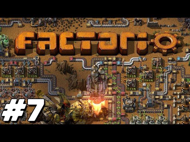Factorio - War at Southsea - E.7