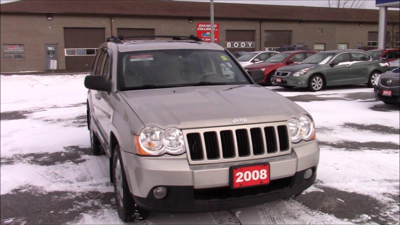 Worksheet. 2008 Jeep Grand Cherokee Diesel Indepth Walkaround and Start Up