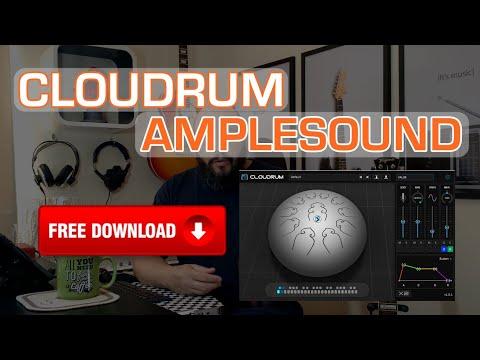 Cloudrum Amplesound - Instrumento Virtual - #EstúdioBento