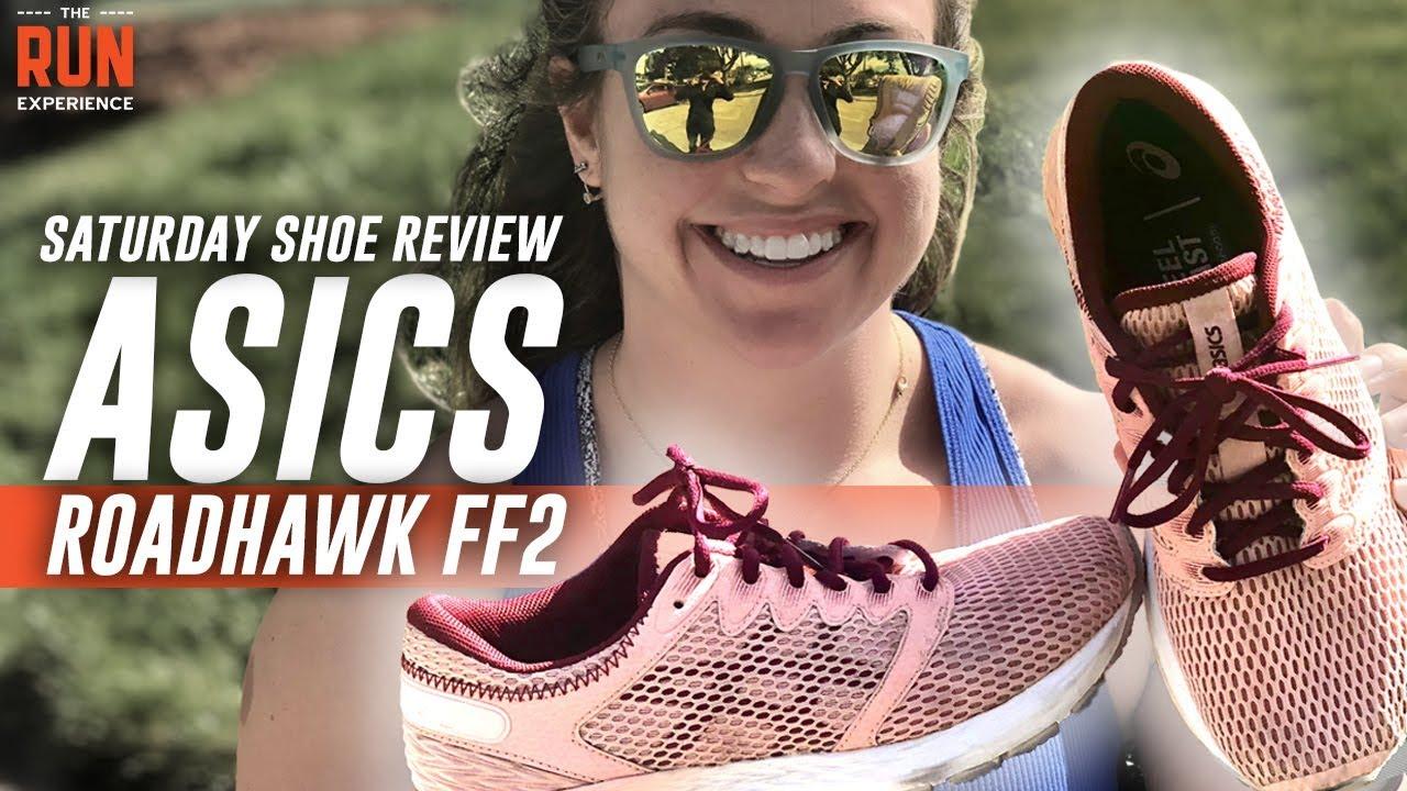 asics roadhawk ff 2 review