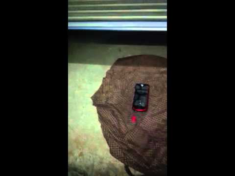 Samsung B2100 car test