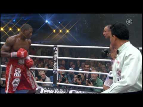Super Six:  Arthur Abraham vs Jermain Taylor KO