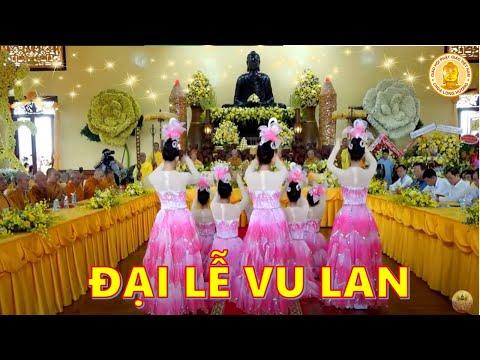 Lễ Vu Lan 2013 (3) - Chùa Long Hương - Đại Đức Thích Tuệ Hải