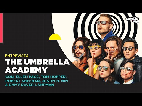 En YouTube: THE UMBRELLA ACADEMY: Temporada 2, regresa la familia Hargreeves | Entrevista con Ellen Page y más