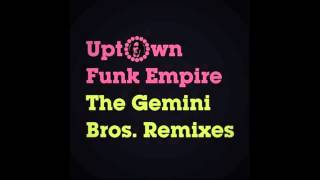 Uptown Funk Empire - Boogie (The Gemini Bros sweet mix)