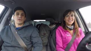 Video Road Trip from Canada to Mexico (Playa Del Carmen) Day 1 of 9 download MP3, 3GP, MP4, WEBM, AVI, FLV Juli 2018