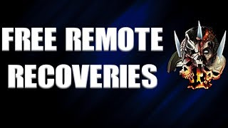BO2 FREE Remote Recoverys!! (360&xb1)  + DOUBLE DSR! (Road To 2k)