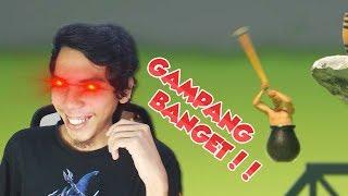 STRESMEN MENCOBA GAME PALING GAMPANG - GETTING OVER IT #1