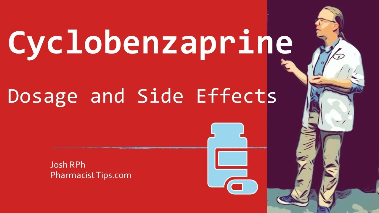 side effects of Flexeril