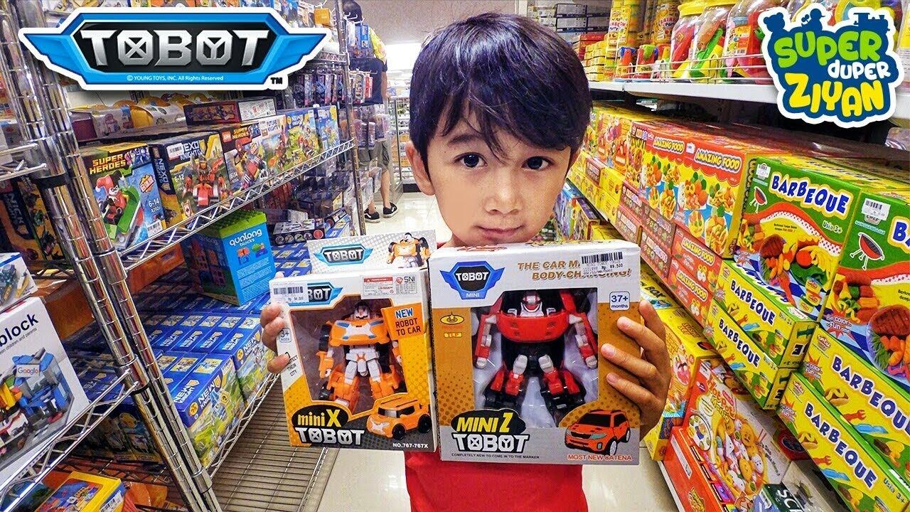 Beri tahu anak jumlah maksimal mainan yang dibeli,