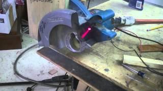 Drag Racing the Makita 5007 Circular Saw