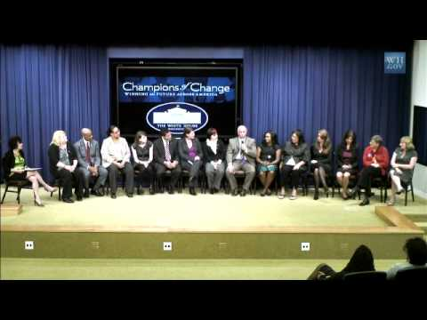 Champions of Change: Working to End Domestic Violence