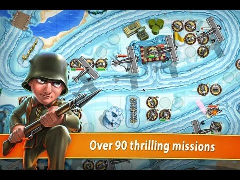 Toy Defense - TD Strategy Games Android Gameplay Video