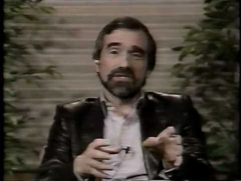 "Martin Scorsese Canadian Interview 1986 ""The color of Money"""