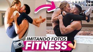 IMITANDO FOTOS TUMBLR - Fotos en pareja versión fitness