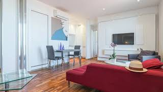 Rénovation d'un appartement aux portes de Monaco.