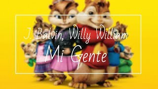 J. Balvin Willy William Mi Gente COVER by Chipmunks.mp3