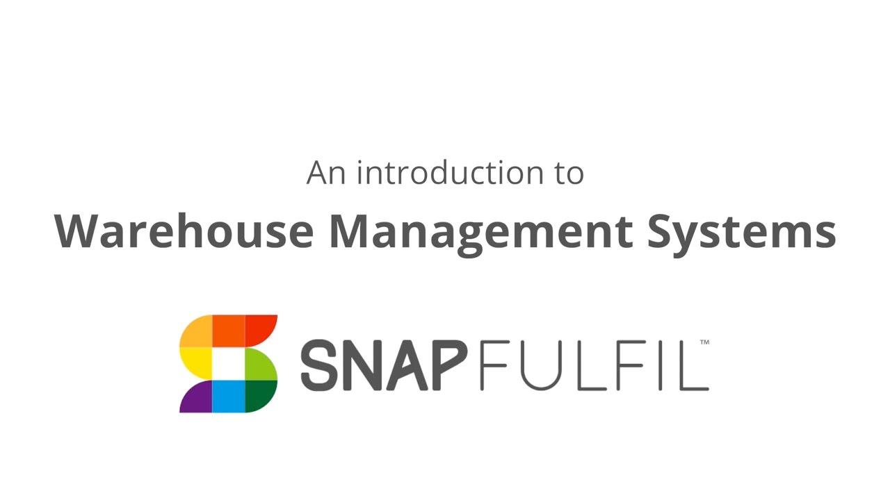 Explainer Video for Warehouse Management system - Commercial