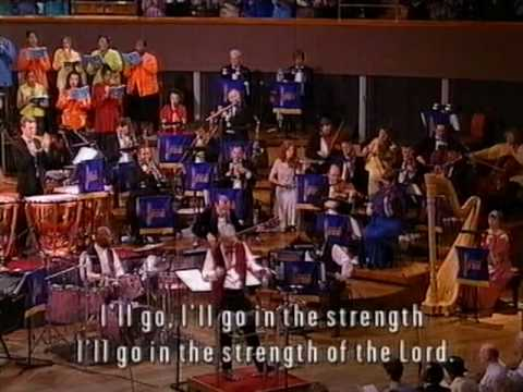 BBC Songs Of Praise '35th Anniversary'/I'll Go In The Strength Of The Lord