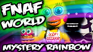FNAF WORLD Teaser *NEW || Mystery Rainbow!! || Five Nights at Freddy's World Teaser