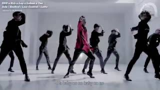 EXO/LAY/KRIS/TAO/LUHAN - July/Lose Control/Excited/Black White/Lotto ( MashUp ♪ )