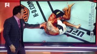 Robin's Breakdown: UFC 209 - Khabib Nurmagomedov vs. Tony Ferguson