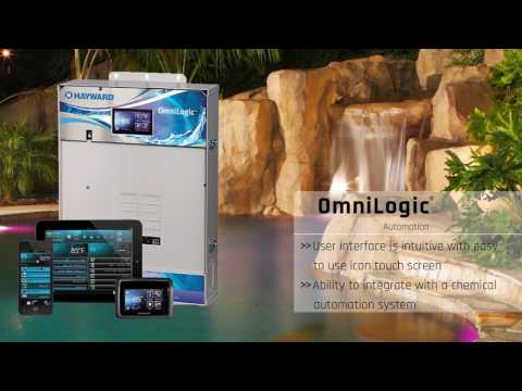 OmniLogic | Automation | In Ground Pool Automation - Hayward Pool