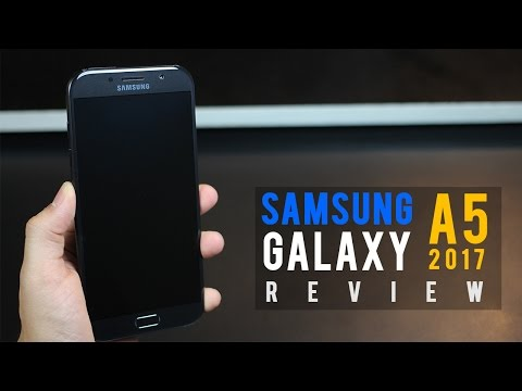 Samsung Galaxy A5 (2017) - Full Review & Unboxing