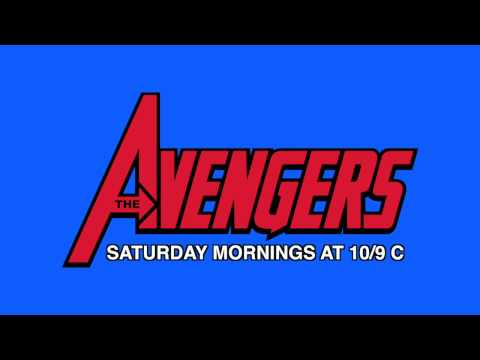 The Avengers 1987 TV Theme Song, Super Rare!!!