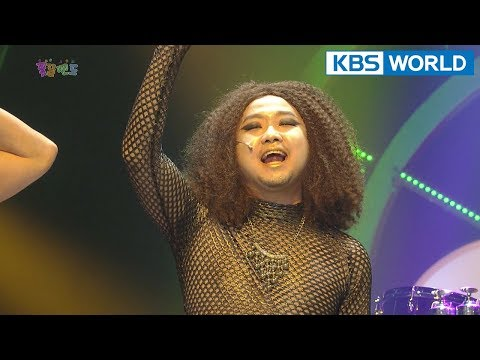 Flower Band I 꽃길 밴드 [Gag Concert / 2018.03.31]