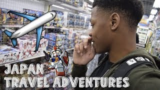 Let's Go To Japan! | Solo Travel Adventures | VLOG #1
