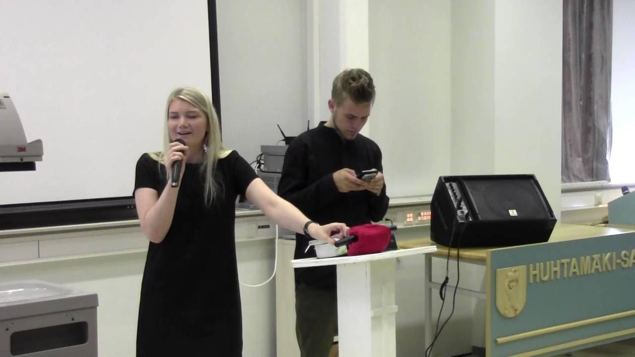 Ystäväilta vid 2 Patrick Tiainen 25.7.16 kuvannut Veikko Järvinen - YouTube