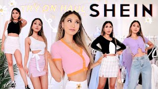 HUGE SHEIN TRY ON HAUL *NOT SPONSORED* Summer 2020 | Affordable & Trendy 40+ items