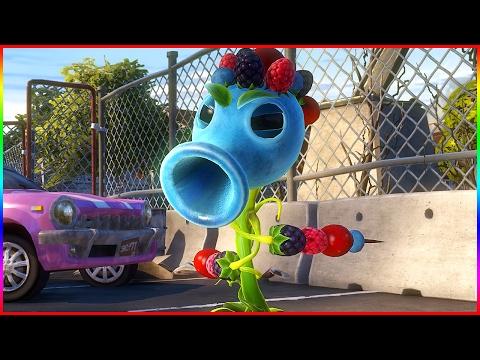 The King Of Splash Damage! Plants vs Zombies Garden Warfare