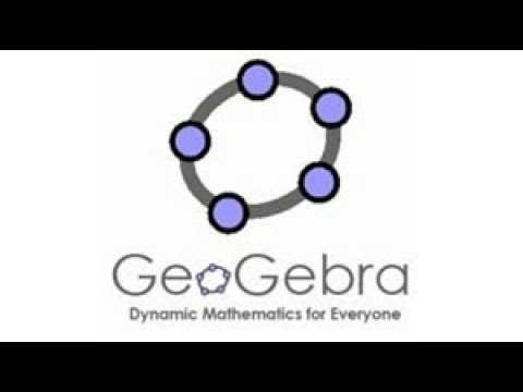 Como Descargar GeoGebra Classic 5