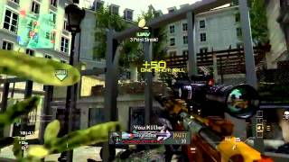 Call of Duty: Modern Warfare 3 - Multiplayer Sniper Montage [HD]