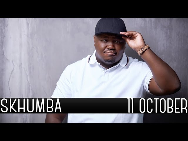 Skhumba Talks About His Grandmother Sniffing Tobacco