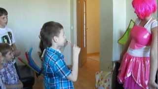 детские праздники спб клоуны на детский день рождения ребенка 8 812 9812101(, 2012-05-20T08:41:27.000Z)
