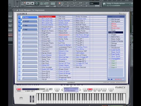 purity fl studio 12